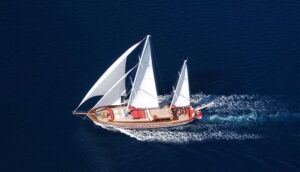 Yacht Rental in Bodrum