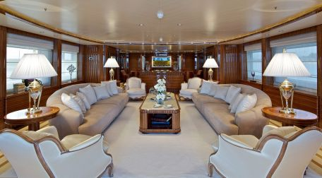 Charter Yacht-Contact
