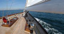Motor sailing Gulets