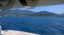 Crewed Yacht Charter Bodrum