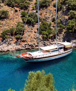 Crewed Yacht Charter Gocek Rules