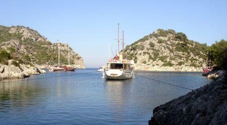 Crewed Yacht Charter Gocek Rules